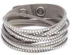 Swarovski Slake Crystal Studded Bracelet