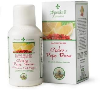 Citron and Pink Pepper by Speziali Fiorentini 8.4 oz Bath & Shower Gel