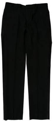 Burberry Wool Tuxedo Pants