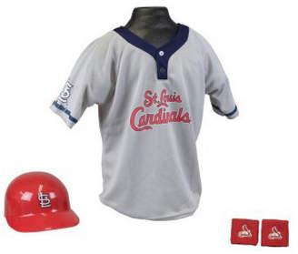 Franklin Little Boys' St. Louis Cardinals Team Set