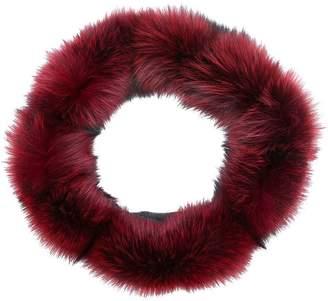 Eleventy soft fur snood