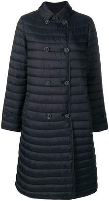 Emporio Armani padded long coat