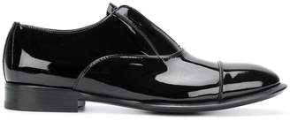 Alexander McQueen slip-on Derby shoes