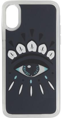 Kenzo Black Shifting Eye iPhone X/XS Case