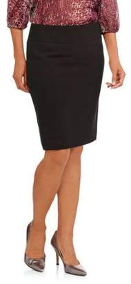 George Women's Career Suit Skirt, New Updated Fit