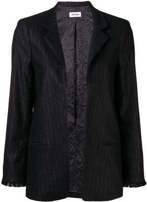 Zadig & Voltaire Zadig&Voltaire Volly striped blazer