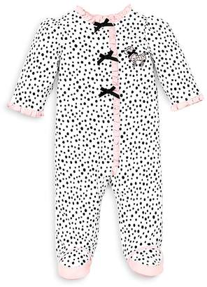 Little Me Girls' Perfect Poodle Footie - Baby