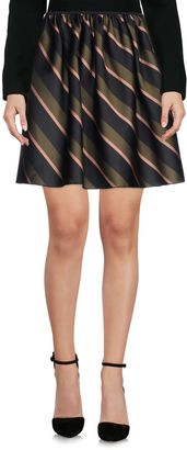JUCCA Knee length skirts $134 thestylecure.com