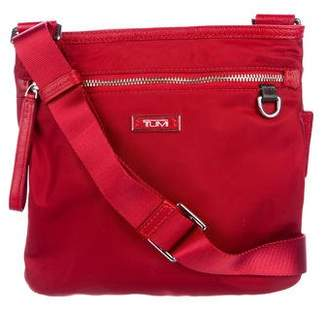 Tumi Nylon Crossbody Bag