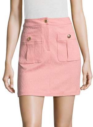 Love Moschino Women's Front Pocket Skirt