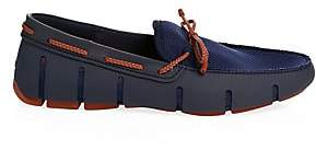5afd37396c42 Swims Men s Waterproof Braided Lace Loafers