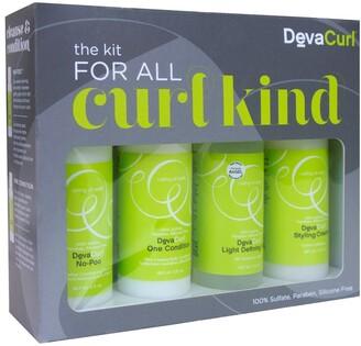 DevaCurl 'The Kit for All Curl Kind' Set