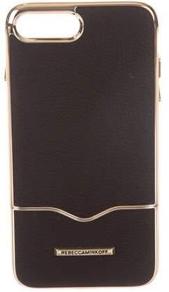 Minkoff Rebecca W Iphone Tags Case Plus Leather 7 SqxqwR7d