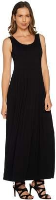 Laurie Felt Regular Sleeveless Maxi Dress