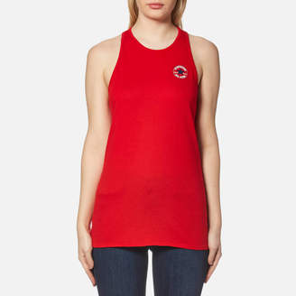Converse Core Mesh High Neck Tank Top