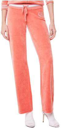 Juicy Couture Velour Legacy Wreath Mar Vista Pant