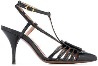 L'Autre Chose strappy slingback heeled sandals