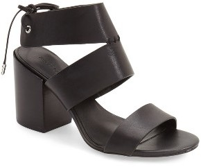 Women's Rebecca Minkoff 'Christy' Ankle Cuff Sandal $149.95 thestylecure.com