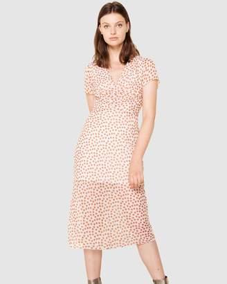 Fin Midi Dress
