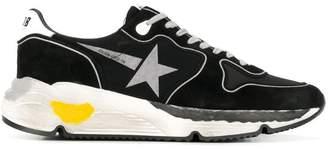 Golden Goose star print sneakers