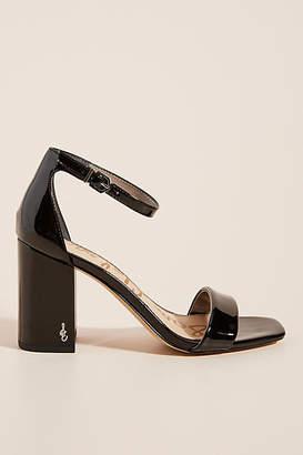 Sam Edelman Ankle Strap Heeled Sandals