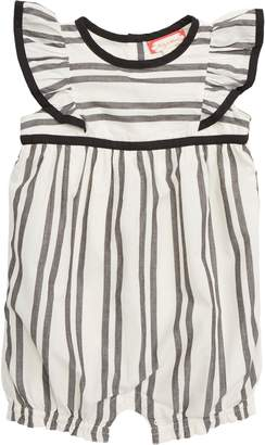Ruby & Bloom Stripe Bubble Romper