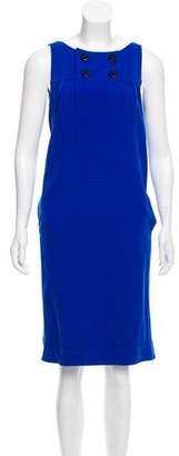 Diane von Furstenberg Tulip Sleeveless Dress