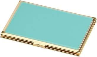 Kate Spade Garden Drive Hinged Pocket Frame Turquoise