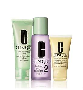 Clinique 3-Step Intro Kit - Type 2