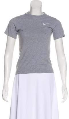 Nike Knit Short Sleeve Top