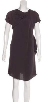 Marni Silk Asymmetrical Dress w/ Tags