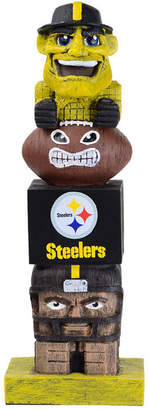 Evergreen Pittsburgh Steelers Tiki Totem