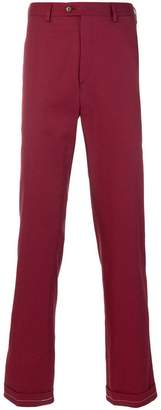 Brioni loose fit trousers