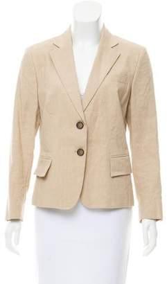 Pauw Linen-Blend Blazer