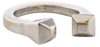 Gucci Open Bypass Ring