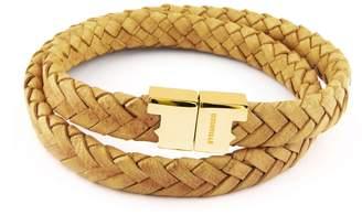 Tissuville - Stark Bracelet Mustard Gold