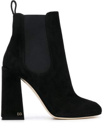 Dolce & Gabbana heeled ankle boots