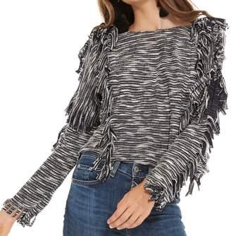 MISA Women's Karine Sweater - Dark Navy
