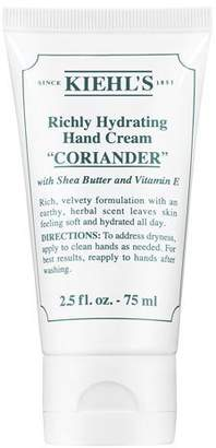 Kiehl's Coriander Scented Hand Cream, 75 mL