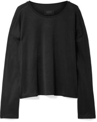 MM6 MAISON MARGIELA Oversized Stretch-jersey Sweatshirt
