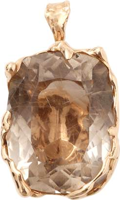 Lucifer Vir Honestus Smokey Quartz Pendant