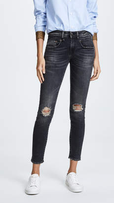 R 13 The Boy Skinny Jeans
