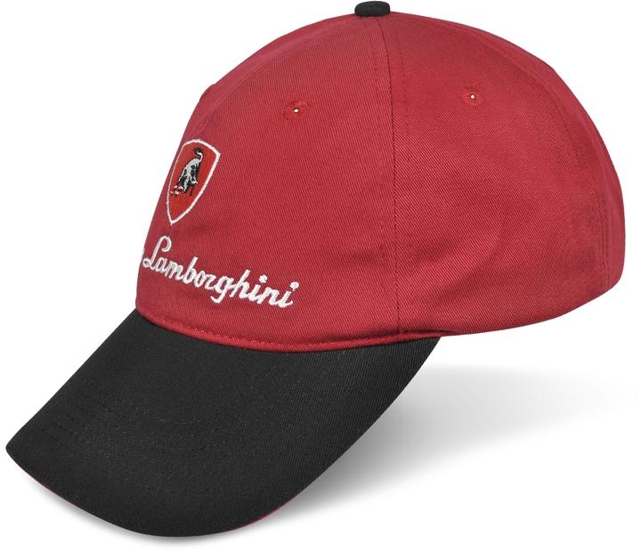 Lamborghini Tonino Golf Collection - Signature Logo Cap