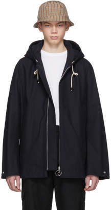 Acne Studios Navy Melt Jacket