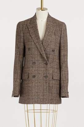 Officine Generale Manon virgin wool jacket