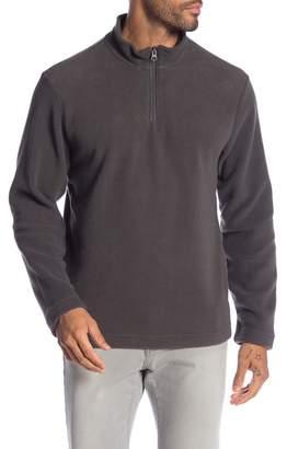 Vintage 1946 Zipped Fleece Pullover
