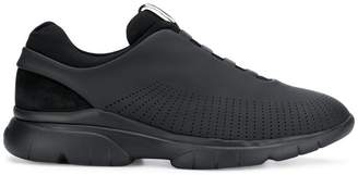 Ermenegildo Zegna perforated runner sneakers
