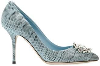Dolce & Gabbana embellished pumps