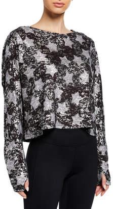 c73410d10523 Star Print Sweater Women - ShopStyle