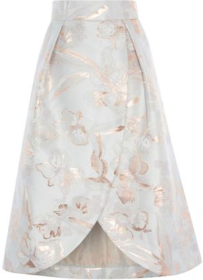 Coast Blake Jacquard Skirt